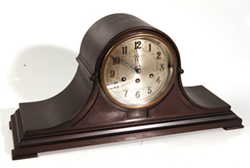FRANK HERSCHEDE CINCINNATI SHELF CLOCK