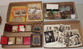 STEREOVIEWS & CASED IMAGES