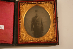 CASED IMAGE OF UNION CORPORAL