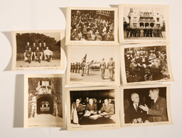 USN PHOTOS POTSDAM CONFERENCE