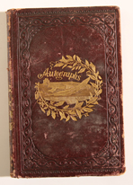 CIVIL WAR EAR AUTOGRAPH BOOK FROM GWYNEDD MERCY ACADEMY