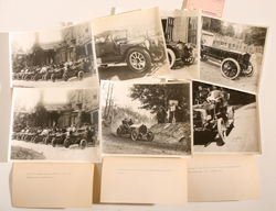 GROUP OF MAXWELL AUTOMOBILE PHOTOS
