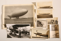 EIGHT EARLY AVIATION PHOTOS