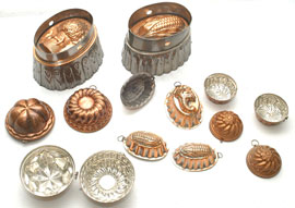 Early Copper Molds