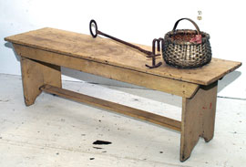 Early Bucket Bench