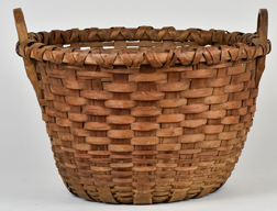 Large Taconic Bushwacker Basket