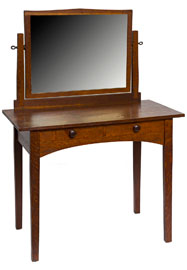 Gustave Stickley Vanity