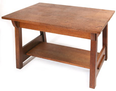 LIMBERT  LIBRARY TABLE #165