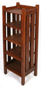 STICKLEY BROTHERS MAGAZINE STAND #4602
