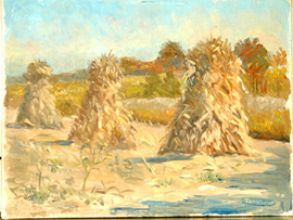 SEVERAL ERNEST TURNBOW PAINTINGS