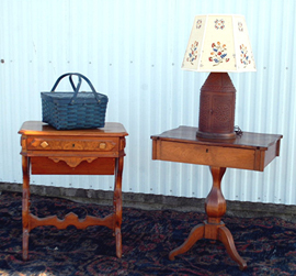 Victorian & Early Sewing Stands