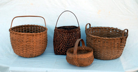 Early Egg Baskets