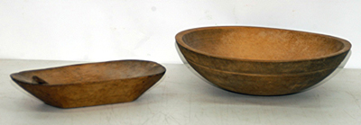 Early Wooden Bowls