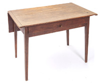 Attributed Shaker Work Table