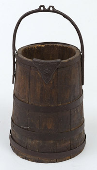 Early Stave Bucket