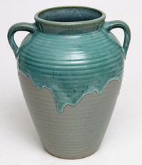 Zanesville Pottery Co. Urn