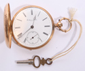 GUSTAVE DUBOIS, LOCLE KEY WIND WATCH