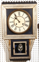 WATERBURY ORIENT HANGING CLOCK