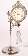 ANSONIA JUMPER #1 BOBBING DOLL CLOCK