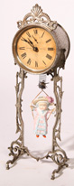 ANSONIA JUMPER #2 BOBBING DOLL CLOCK