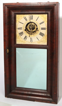 ELI TERRY JR. SCARCE OGEE CLOCK