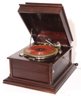 COLUMBIA GRAFONOLA TABLE TOP PHONOGRAPH