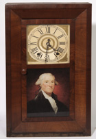 H.C. SMITH OGEE CLOCK