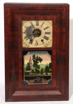 E.C. BREWSTER & CO. OGEE CLOCK