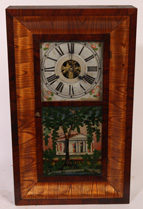 CLARK GILBERT & CO. OGEE CLOCK