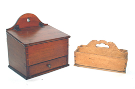 Early Spice Box & Tray