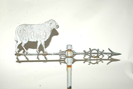 Sheep Weathervane Director