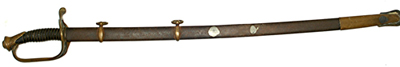 Horstmann Civil War Sword