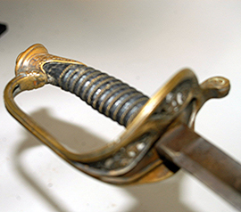 Detail of Sword