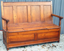 Early Settle Bench