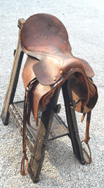Horse Riding Saddle