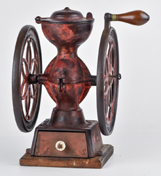 Small Entrprise Cast Iron Coffee Grinder