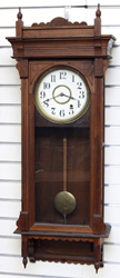 Russell & Jones Wall Clock