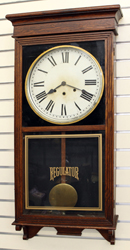 Sessions Regulator Wall Clock