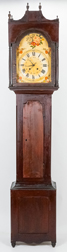 American Country Tall Case Clock
