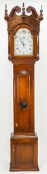 Christian Winter Easton, Pa. Tall Case Clock