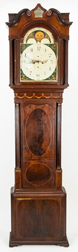 Isaac Brown, Liverpool Tall Case Clock