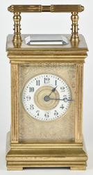 Fine French Carriage Clock