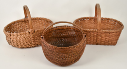 Three Early Baskets