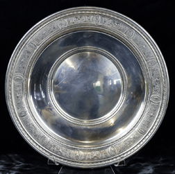 Wedgwood International Sterling Plate