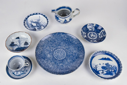 Group of Early Canton Porcelain
