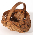 Early Miniature Buttocks Basket
