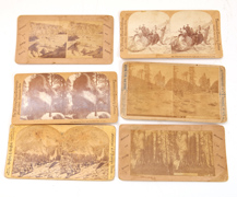 Lot of Western Stereoviews