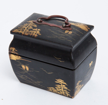 Japanese Lacquered Perfume Box