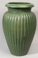Large Arts & Crafts Pottery Floor Vase