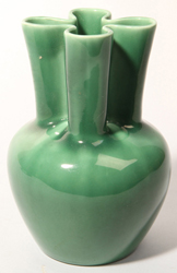 Rookwood Green High Glaze Vase